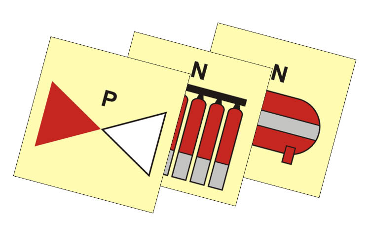 Fire Control Signs Image
