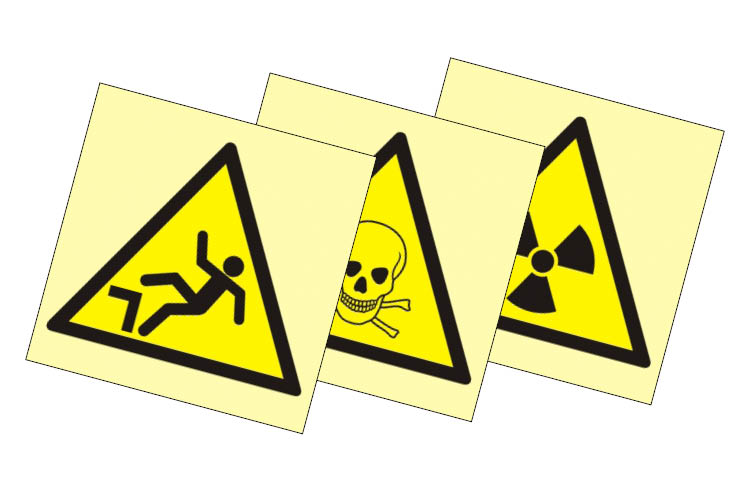 Hazard Signs Image
