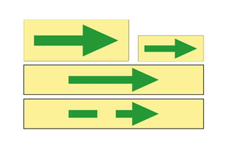 Low Location Light Arrows Image